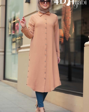 Turkish Front-Button Biscuit Tunic